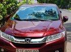Bán ô tô Honda City đời 2016, màu đỏ chính chủ, giá 490tr