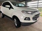 Ford EcoSport 1.5L AT Titanium 2016, màu trắng - Vay 70% - Bảo hành 1 năm chính hãng Ford