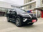 Cần bán xe Toyota Fortuner 2.4G 4x2MT đời 2017, màu đen, nhập khẩu