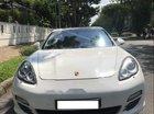 Bán Porsche Panamera S máy 4.8L, sản xuất cuối 2009, nhập Mỹ 2010, màu trắng, nội thất da màu kem