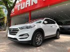Cần bán xe Hyundai Tucson đời 2017, màu trắng, nhập khẩu