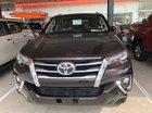 Bán Toyota Fortuner 2.8 (4x4) AT năm sản xuất 2019, màu nâu