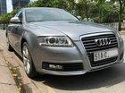 Bán xe Audi A6 2.0T sx 2009, màu xám (ghi), nhập khẩu, đã đi 42.500km, Tp. HCM