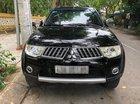 Bán Mitsubishi Pajero Sport năm sản xuất 2012, màu đen, giá chỉ 570 triệu