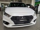 Bán xe Hyundai Accent AT năm sản xuất 2019, màu trắng