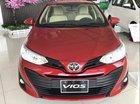 Bán xe Toyota Vios E CVT năm sản xuất 2019, màu đỏ