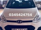 Bán Hyundai Grand i10 2014, màu trắng, nhập khẩu