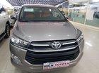 Bán Toyota Innova 2.0E đời 2017, màu bạc