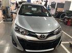 Bán Toyota Yaris 1.5G cao cấp năm 2019, màu bạc, xe nhập, khuyến mãi lơn
