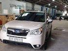 Cần bán gấp Subaru Forester đời 2014, màu trắng, nhập khẩu, 800 triệu