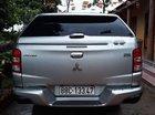 Bán Mitsubishi Triton 2018, màu bạc, nhập khẩu chính chủ, 505tr