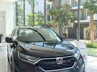 Bán Honda CR V đời 2019, màu đen, nhập khẩu