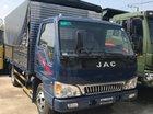 Bán xe tải 2.4 tấn, nhãn hiệu JAC thùng dài 4.3, giá tốt 2019