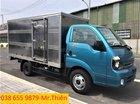 Bán xe tải Kia K250 đời 2019, thùng dài 3m5 tải trọng 2T4, 1T4. Hỗ trợ trả góp LH 038 655 9879