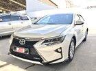 Bán Toyota Camry E đời 2014, màu trắng - Hỗ trợ ngân hàng 75%