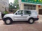 Cần bán gấp Mitsubishi Pajero đời 2005, màu bạc, nhập khẩu, xe còn rất đẹp