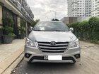Bán Toyota Innova năm sản xuất 2015, màu bạc