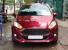 Ford Fiesta Ecoboost 1.0 đời 2016, màu đỏ