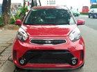 Bán Kia Morning 1.25AT 2016, màu đỏ, hỗ trợ bank 75% giá trị xe