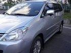 Bán Toyota Innova G đời 2009, màu bạc, nhập khẩu chính chủ