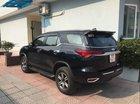 Bán Toyota Fortuner sản xuất năm 2017, màu đen, nhập khẩu
