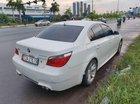Bán BMW 5 Series 525i sản xuất 2005, màu trắng, nhập khẩu