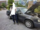 Cần bán Toyota Corolla 1997, màu xám, xe nhập còn mới, giá chỉ 119 triệu