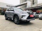Bán Toyota Fortuner 2.7V 4x2 AT, sản xuất năm 2016, màu bạc