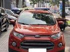 Bán Ford EcoSport Titanium sản xuất 2016, màu cam, xe chính hãng