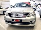 Toyota chính hãng - Fortuner 2.7V - vay ngân hàng 75%