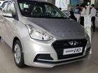 Bán Hyundai Grand i10 Sedan 1.2L màu bạc 2019