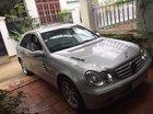 Bán Mercedes C180 2001, màu bạc, xe còn đẹp, bảo dưỡng định kỳ