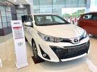 Toyota Bến Thành bán Toyota Yaris 2019, màu trắng, nhập khẩu