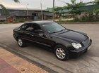 Cần bán xe Mercedes C200 năm 2002, màu đen