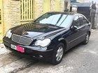 Bán Mercedes C200 Kompressor đời 2001, màu đen