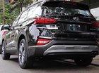 Bán xe Hyundai Santa Fe 2.2L HTRAC 2019, màu đen