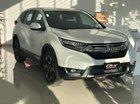 Bán Honda CR V 2019, màu trắng, nhập khẩu, 983tr