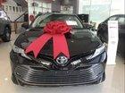 Bán Toyota Camry đời 2019, màu đen, xe nhập