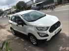 Bán Ford EcoSport AT đời 2018, màu trắng, xe nhập