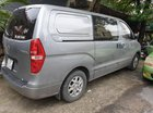 Bán xe bán tải Hyundai Starex 2012, 6 chỗ, nhập khẩu, màu bạc, máy xăng