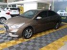 Bán ô tô Hyundai Accent 1.4AT full sản xuất 2018, màu nâu