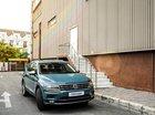 Bán xe Volkswagen Tiguan Luxury năm sản xuất 2018, màu xanh lam, xe nhập