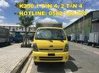 Bán Thaco Kia K250 tải trọng 2 tấn 5, nhận làm thùng và sơn màu theo yêu cầu