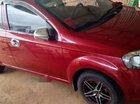 Bán xe Daewoo Gentra 1.5 sản xuất năm 2010, màu đỏ, xe zin