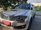 Bán ô tô Toyota Fortuner 2013, màu bạc, xe còn rất mới, bảo dưỡng định kỳ