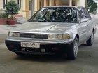 Cần bán lại xe Toyota Corolla XL 1.3 MT sản xuất năm 1998, màu bạc