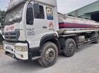 Bán xe Howo xi téc thùng dài, có thể chuyển đổi thành thùng mui bạt xe rất đẹp