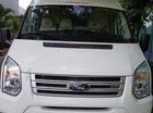 Cần bán lại xe Ford Transit Dcar Limousine năm 2014, màu trắng như mới, giá chỉ 720 triệu