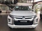 Bán Mitsubishi Triton 2019, màu trắng, xe nhập, giá 818 triệu, giao ngay tháng 7 với nhiều phần quà hấp dẫn