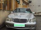 Cần bán Mercedes C180 đời 2004 xe gia đình, giá 210tr